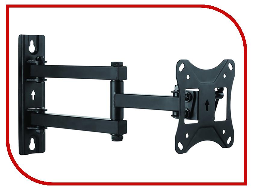 Кронштейн Brateck LDA23-113 (до 15кг) Black