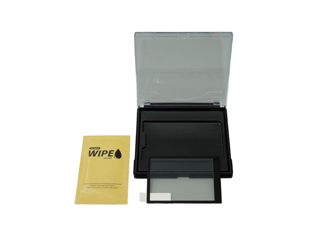 Фото - Аксессуар Защитное стекло FST AG5-S1 для Sony A7II/A7RII/A7SII/A9 аксессуар защитное стекло zibelino для asus zenfone 6 zs630kl 2019 black tg 5d ztg 5d asu zs630kl blk