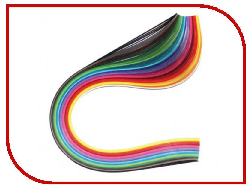 Набор Остров Сокровищ Бумага для квиллинга Цветная глазурь 24 цвета 128736