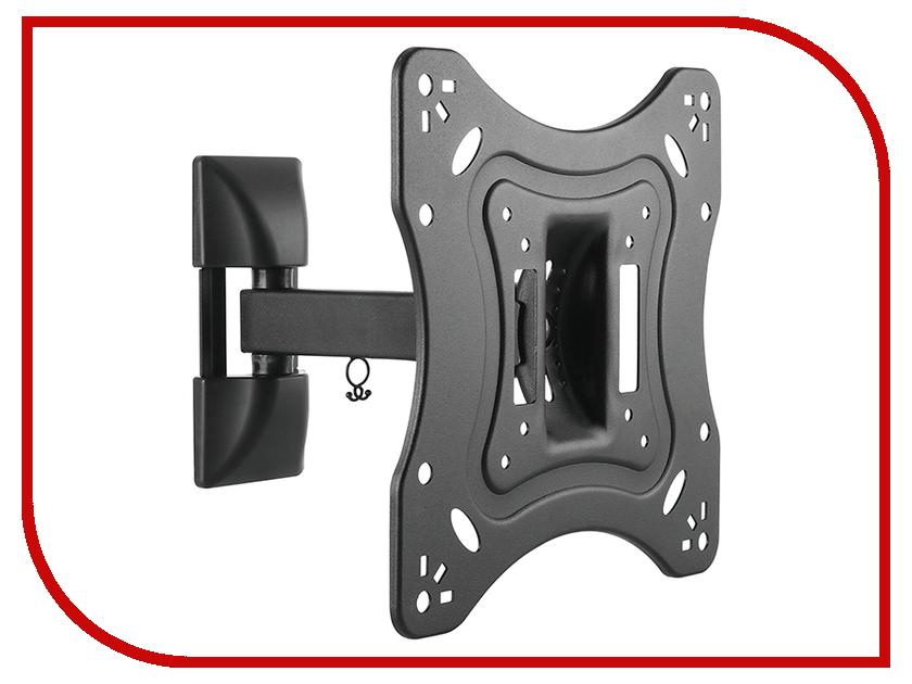 Кронштейн Brateck LPA51-221 (до 20кг) Black кронштейн trone lps 51 30 до 20кг black