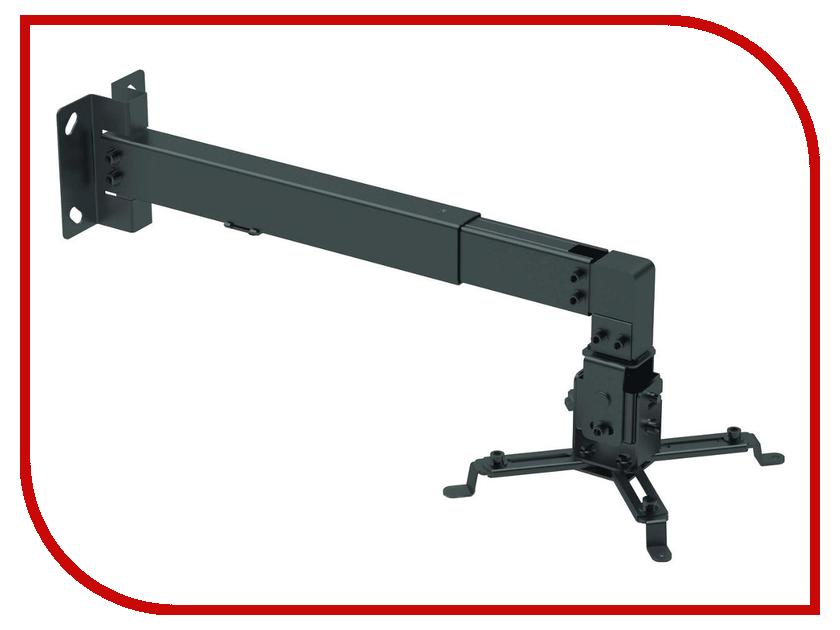 Кронштейн Brateck PRB-2W (до 20кг) Black кронштейн trone lps 51 30 до 20кг black
