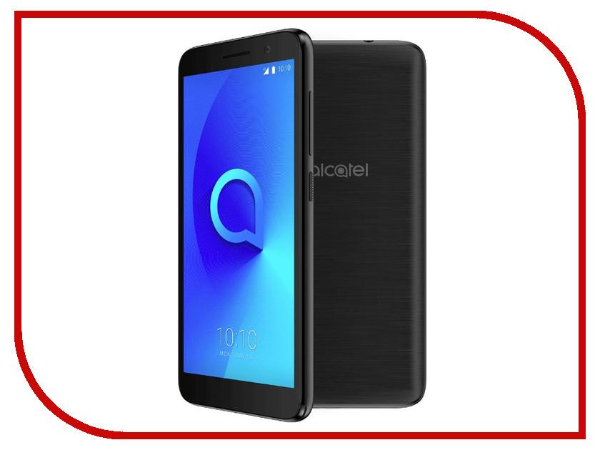 Сотовый телефон Alcatel 1 5033D Metallic Black Выгодный набор + серт. 200Р!!! мобильный телефон alcatel onetouch 2008g black white