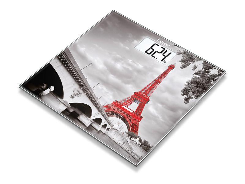 лучшая цена Весы напольные Beurer GS 203 Paris