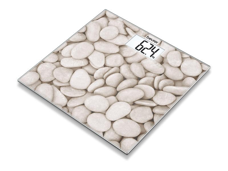 лучшая цена Весы напольные Beurer GS 203 Stone