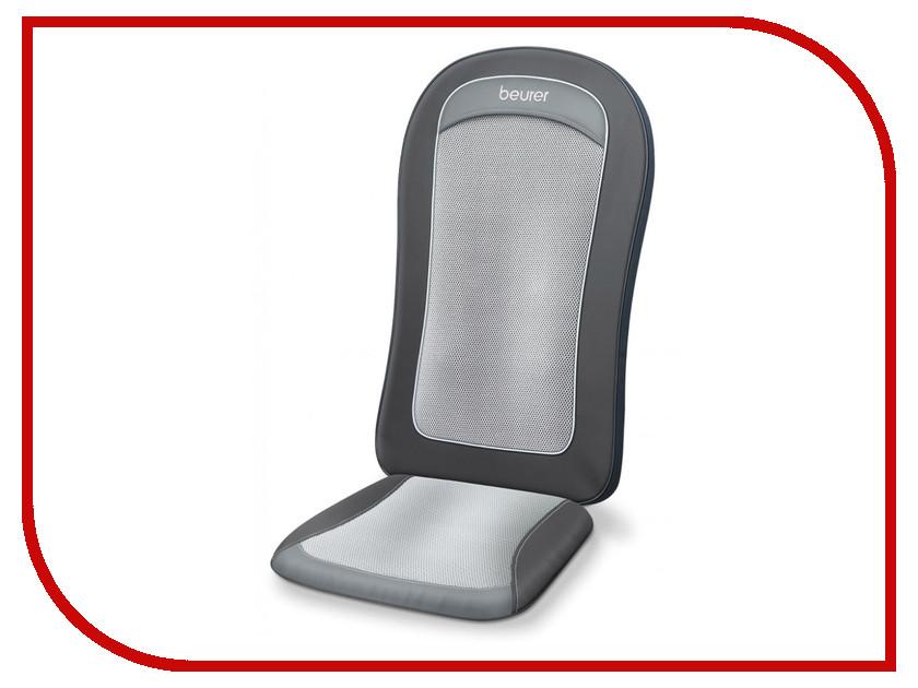 Массажер Beurer MG206 Black массажер аппарат beurer массажная подушка mg520 beurer коричневая