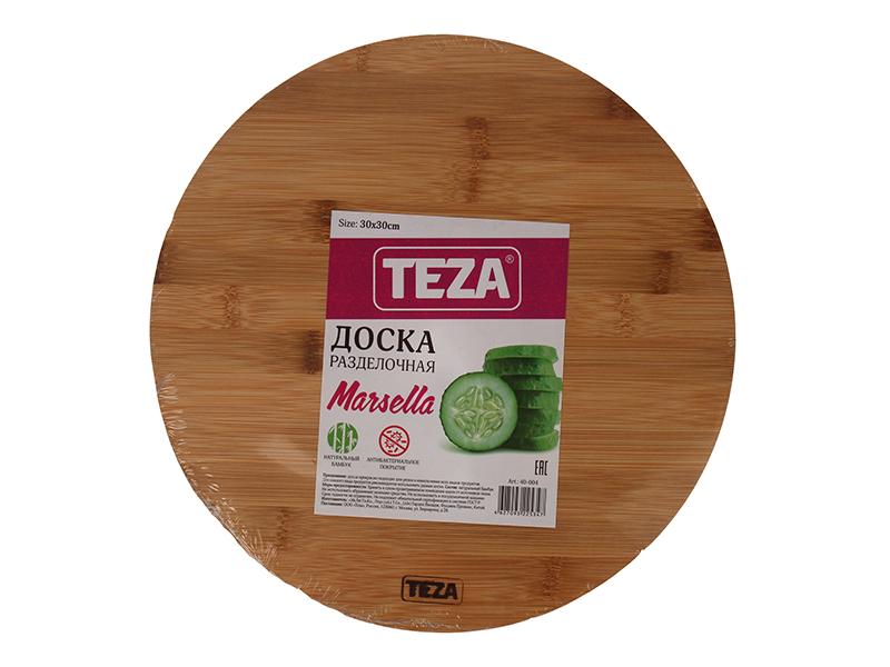 Доска разделочная Teza Marsella 30x30x1.5cm 40-004