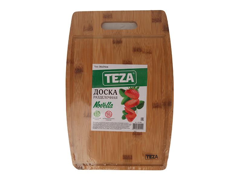 Доска разделочная Teza Novella 36x24x1.5cm 40-008