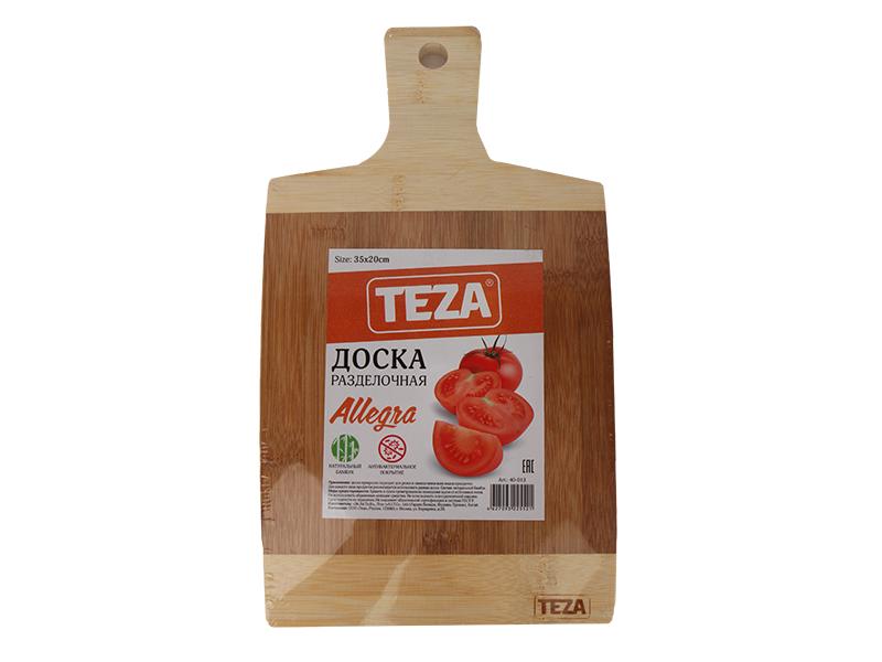 Доска разделочная Teza Allegra 35x20x1.5cm 40-013