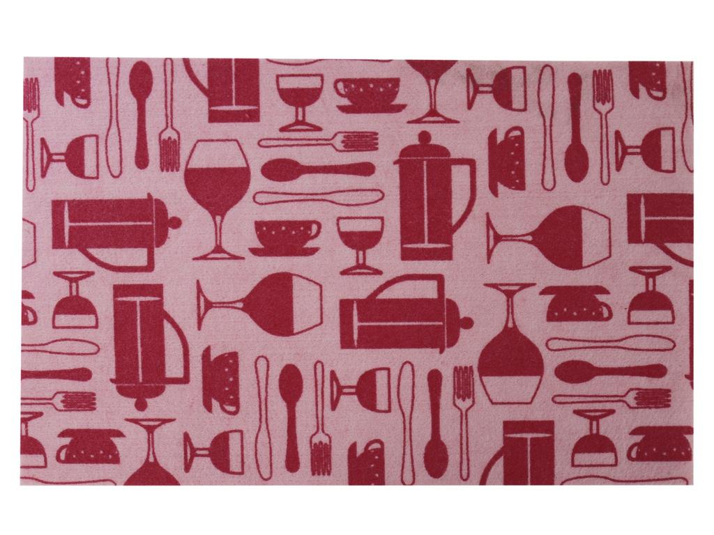 Коврик для сушки посуды Teza 38x25cm 43-001