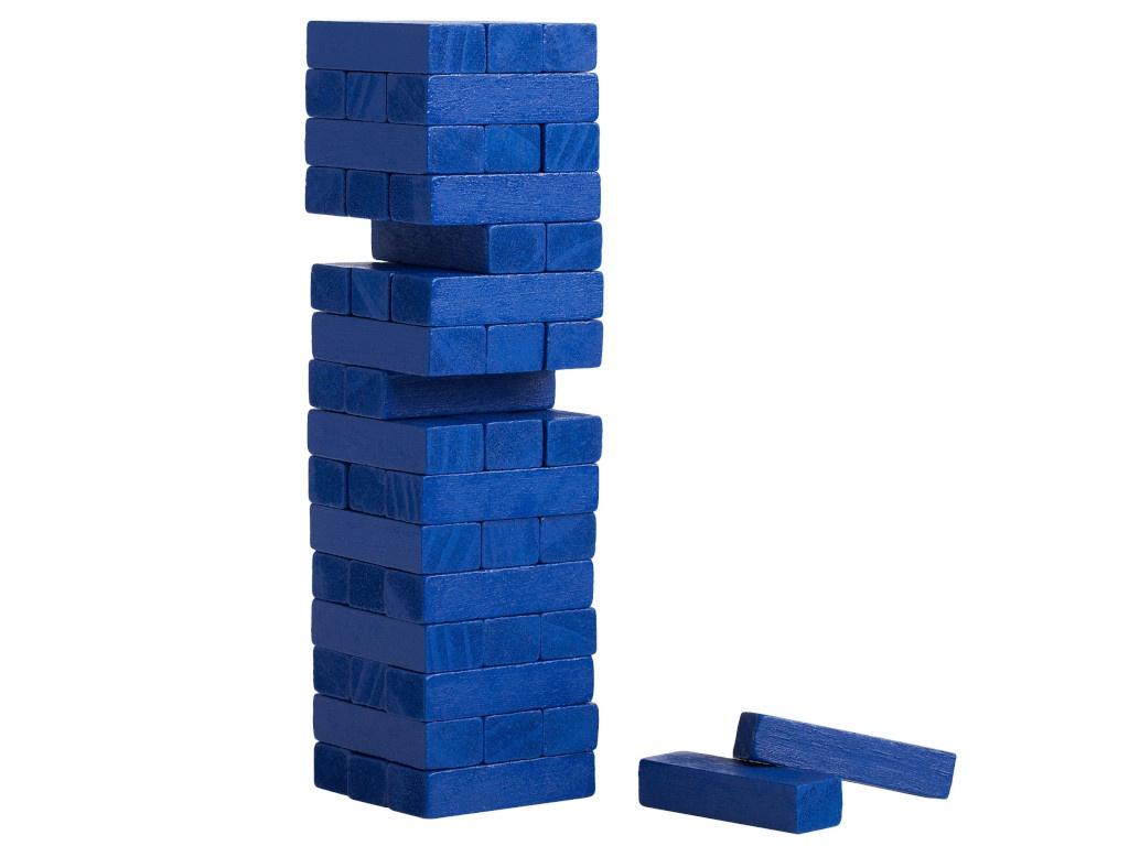 Настольная игра Проект 111 Деревянная башня Blue 5351.40