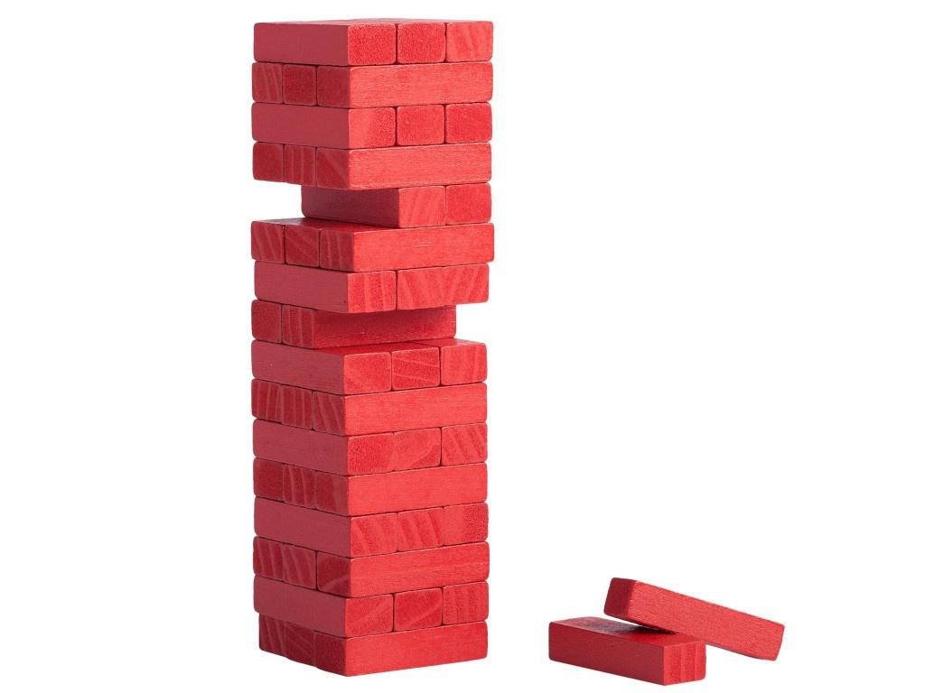 Настольная игра Проект 111 Деревянная башня Red 5351.50