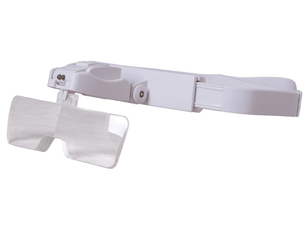 Лупа-очки Levenhuk Zeno Vizor G5 1x/1.5x/2x/2.5x/3.5x 72609