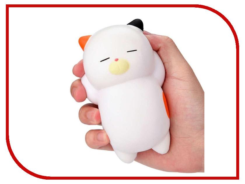 Игрушка антистресс Relax Cat White А3790 white simulation cat toy polyethylene