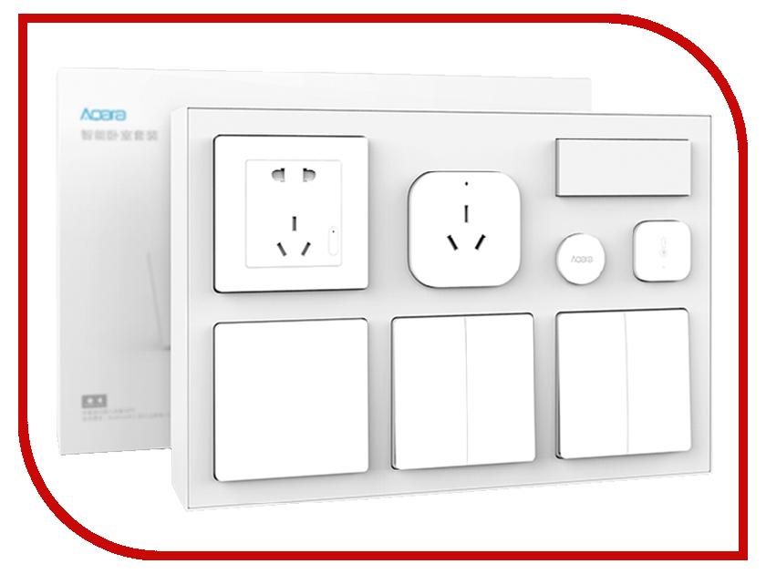 Фото - Датчик Xiaomi Aqara Smart Bedroom Set modern home furniture bedroom set bed wardrobe nightstand bedroom furniture set