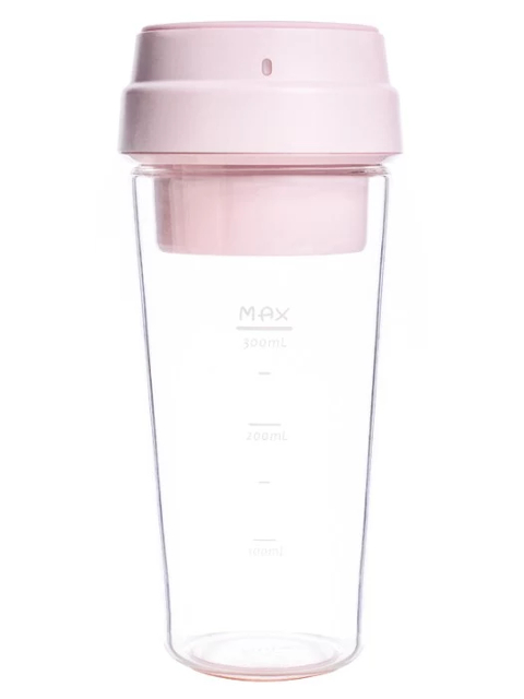 Блендер Xiaomi 17PIN Star Fruit Cup 400ml Pink