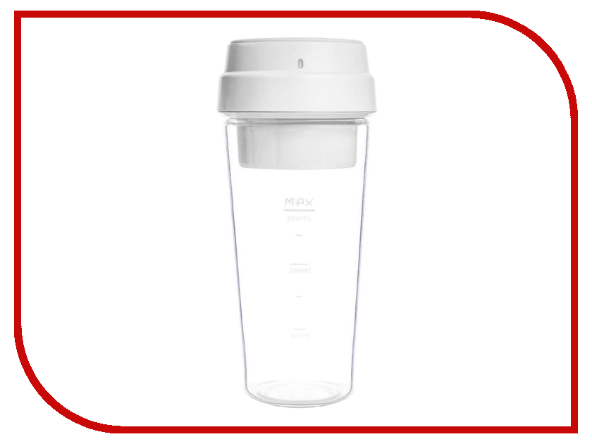 Блендер Xiaomi 17PIN Star Fruit Cup 400ml White