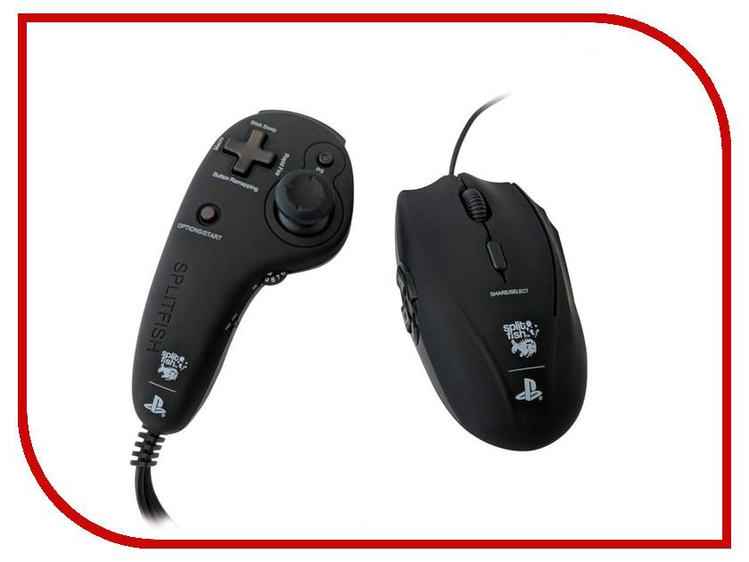 Джойстик Frag FX Piranha for PS3/PS4 ACPS3F3 проводной игровой контроллер с мышью frag fx piranha для ps3 красный