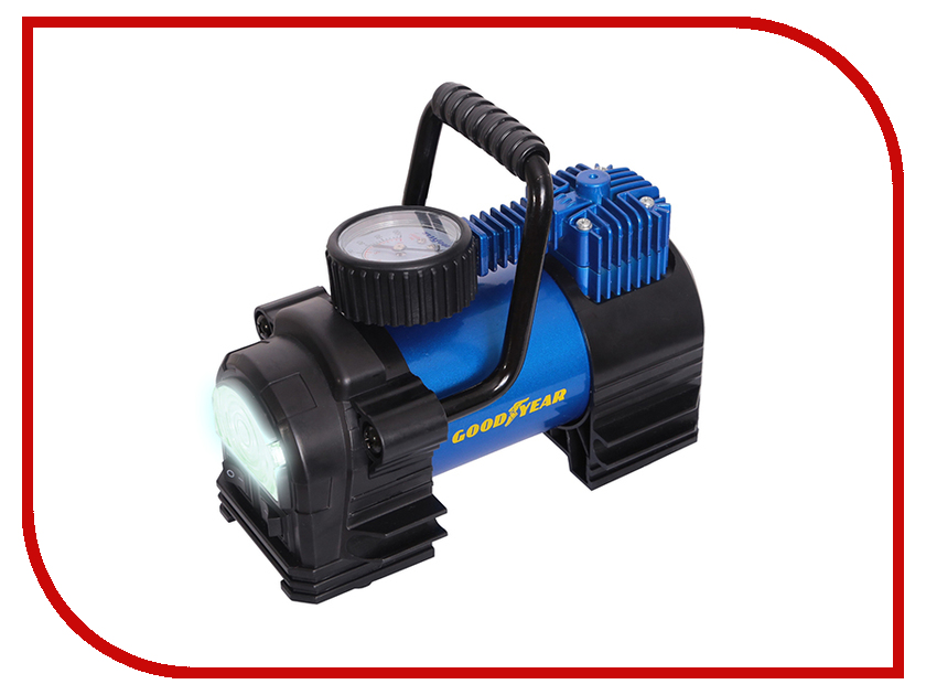 Компрессор Goodyear GY-35L LED  л/мин GY000104