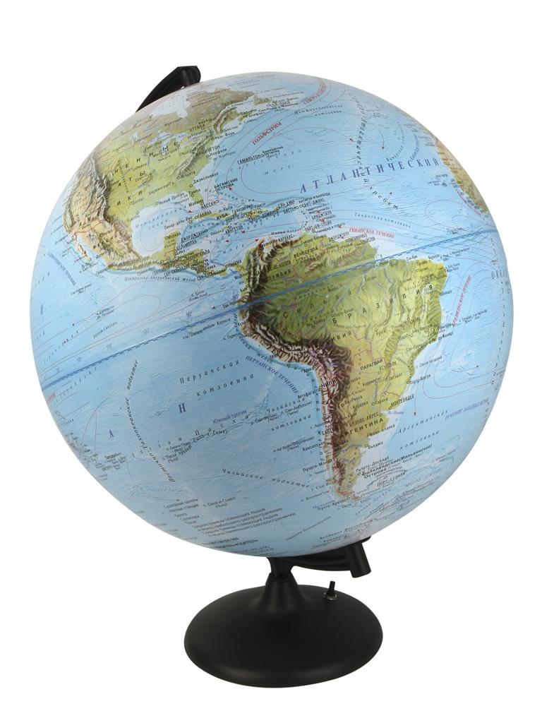 Глобус Глобусный Мир Двойная карта 420mm 16032
