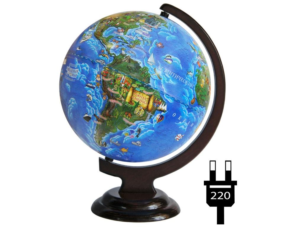 Глобус Глобусный Мир Детский 250mm 10268