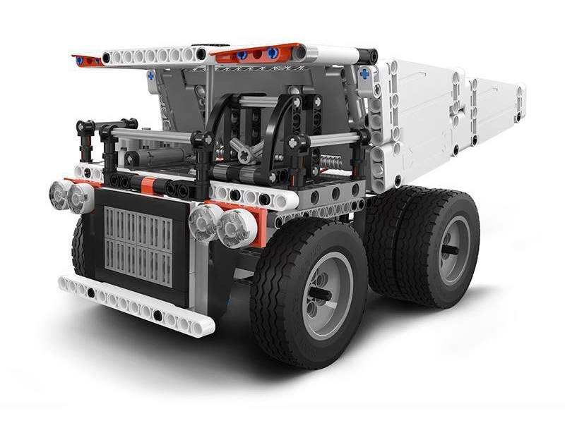 Конструктор Xiaomi Mitu Block Robot Mine Truck LKU4047TW