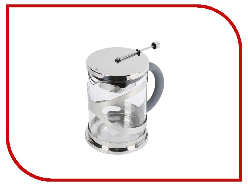 Чайник заварочный Rondell 1L Crystal Grey RDS-1061 чайник заварочный rondell tasse rds 101 0 6л