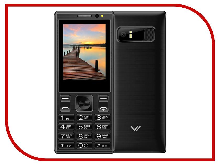 Сотовый телефон VERTEX D536 Black сотовый телефон vertex c308 black