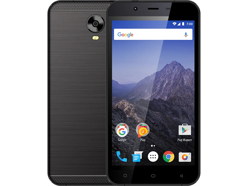 купить Сотовый телефон Vertex Impress Eagle LTE Grafite VEGL4GGRP по цене 6008 рублей