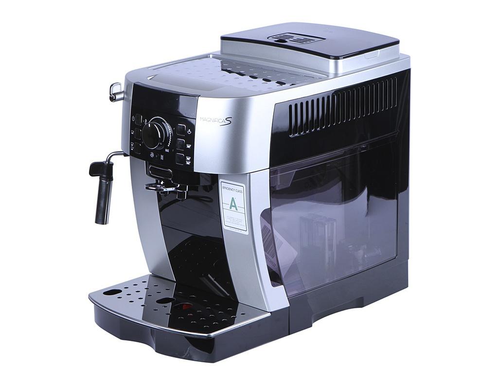 Кофемашина DeLonghi Magnifica S ECAM 21.117.SB New Выгодный набор + серт. 200Р!!!