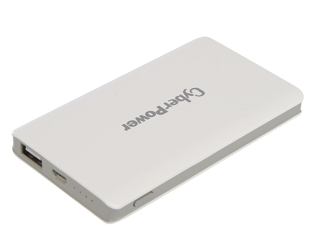 Внешний аккумулятор CyberPower 5000mAh CP5000PEG