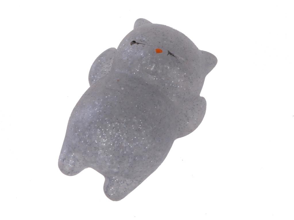 Игрушка антистресс Relax Cat Grey C282