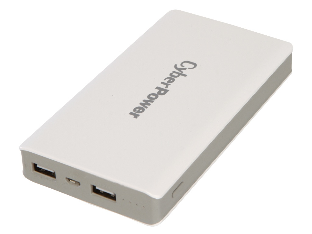 Внешний аккумулятор CyberPower 15000mAh CP15000PEG