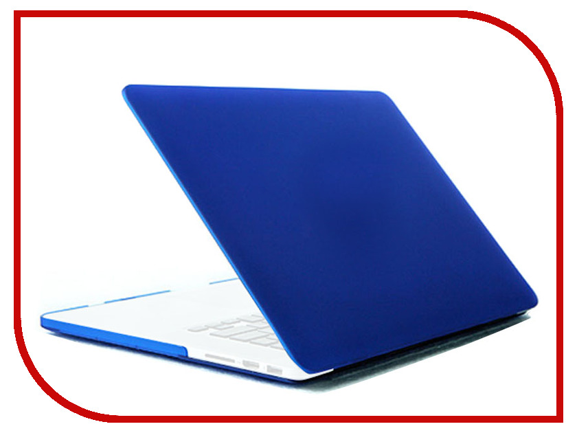 Аксессуар Чехол 12-inch Gurdini для APPLE MacBook 12 Plastic Matt Dark Blue 907834 смартфон bq mobile bq 5302g velvet 2 mint blue