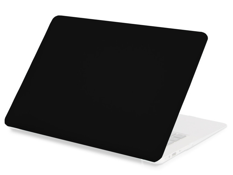 Аксессуар Чехол 13-inch Gurdini для APPLE MacBook Air 13 New 2018 Plastic Matt Black 907723