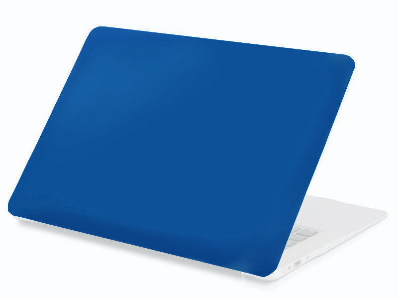 Аксессуар Чехол 13-inch Gurdini для APPLE MacBook Air 13 New 2018 Plastic Matt Blue 907741 аксессуар сумка 13 inch jack spark tissue bag для macbook 13 blue