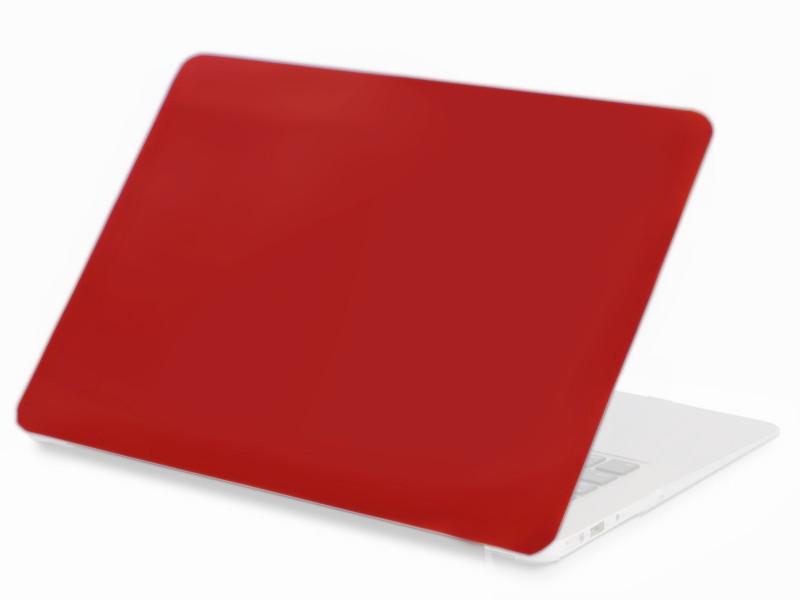 Аксессуар Чехол 13-inch Gurdini для APPLE MacBook Air 13 New 2018 Plastic Matt Red 907727 аксессуар чехол кейс 13 3 inch activ glass для apple macbook air 13 white 88523