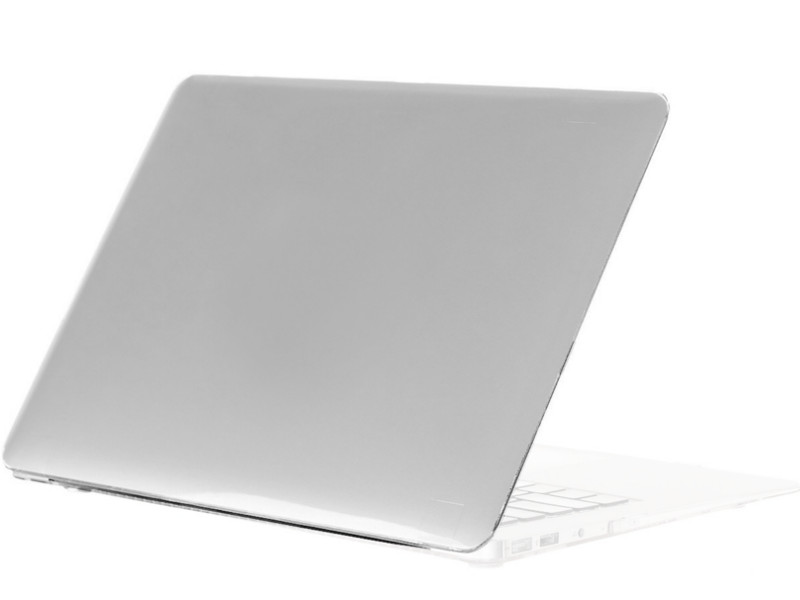 Аксессуар Чехол 13-inch Gurdini для APPLE MacBook Air 13 New 2018 Plastic Matt Silver 907932 аксессуар чехол кейс 13 3 inch activ glass для apple macbook air 13 white 88523