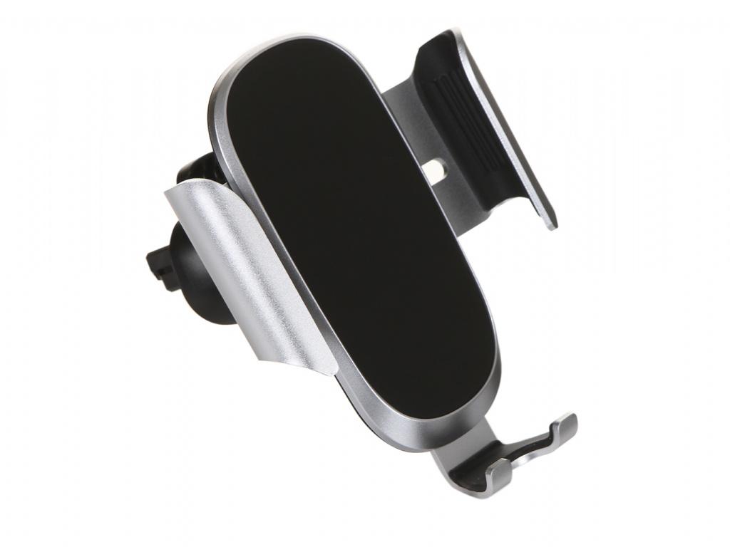 Держатель Baseus Future Gravity Silver SUYL-WL0S автомобильный держатель для телефона в дефлектор baseus metal age gravity серый suyl d0g