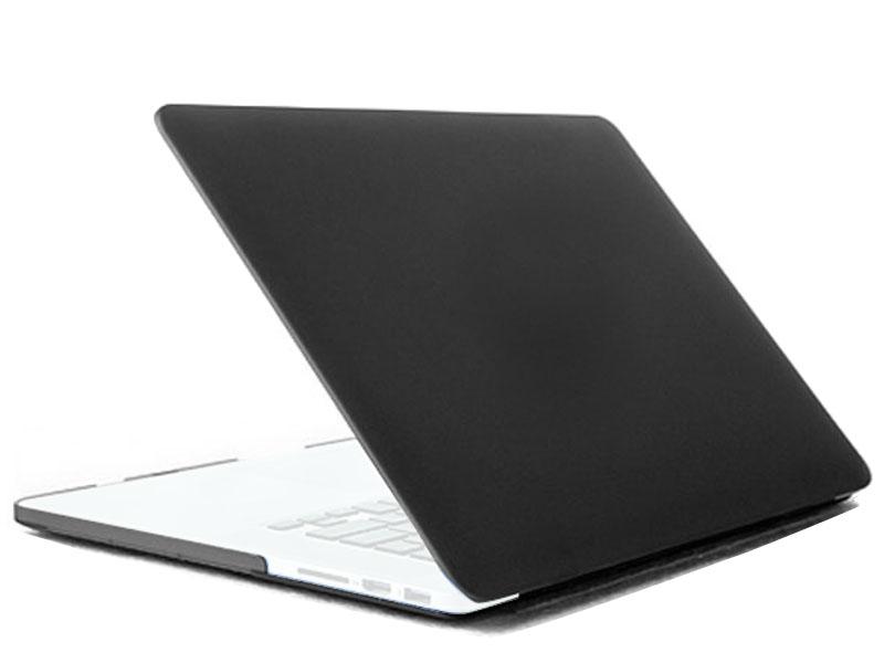 Аксессуар Чехол 12-inch Gurdini для APPLE MacBook 12 Plastic Matt Black 220201