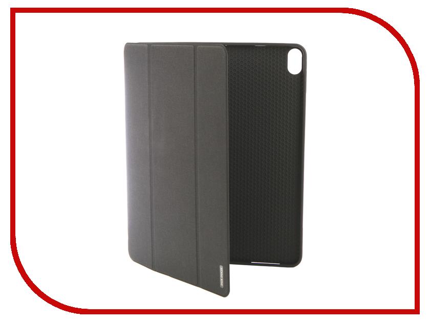 Аксессуар Чехол для APPLE iPad Pro 2018 12.9 Dux Ducis Black 907806 аксессуар чехол partson для apple ipad 2018 9 7 black t 096