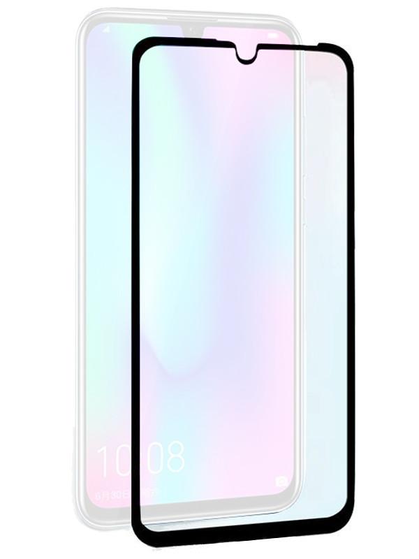 Аксессуар Защитный экран Red Line для Huawei P Smart 2019 Full Screen Tempered Glass Full Glue Black УТ000017133 аксессуар защитный экран red line для huawei p smart 2019 tempered glass ут000017529