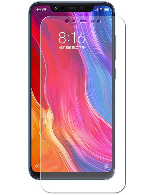 Аксессуар Защитный экран Red Line для Xiaomi Redmi Note 6 Pro 0.2mm Tempered Glass УТ000017137 аксессуар защитный экран для xiaomi redmi note 6 pro red line full screen 3d tempered glass black ут000017138
