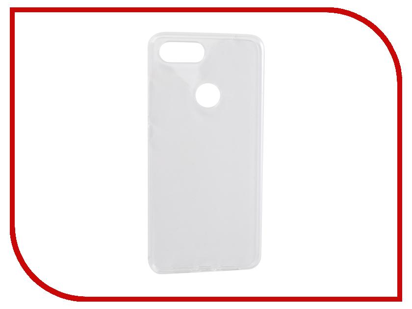 Аксессуар Чехол для Xiaomi Mi8 Lite Zibelino Ultra Thin Case Transparent ZUTC-XIA-Mi8LT-WHT аксессуар чехол для xiaomi mi5x mi a1 zibelino ultra thin case white zutc xia mi5x wht
