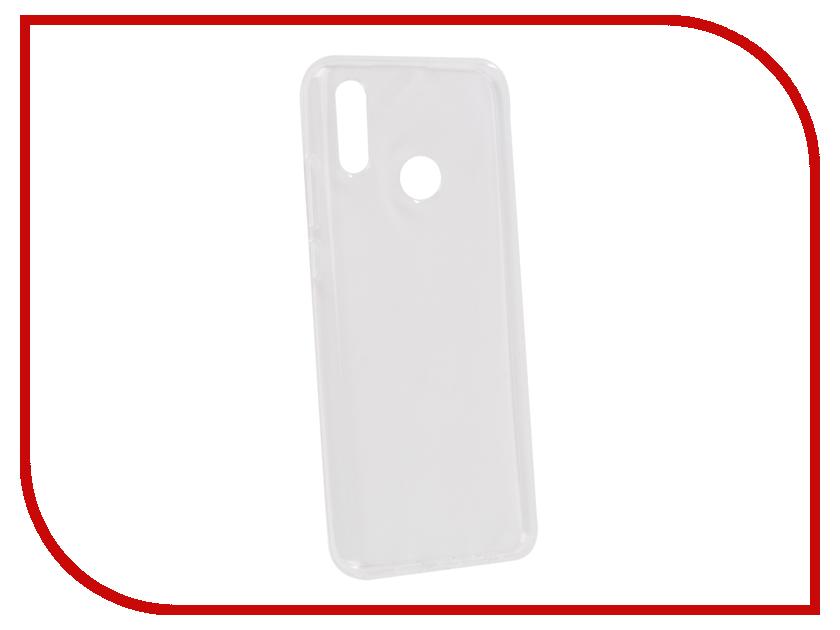 купить Аксессуар Чехол для Huawei P Smart 2019 Zibelino Ultra Thin Case Transparent ZUTC-HUA-P-SMT-2019-WHT онлайн