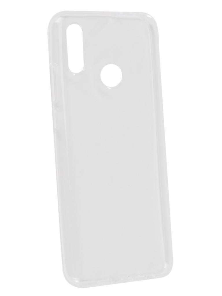 Аксессуар Чехол Zibelino для Huawei P Smart 2019 Ultra Thin Case Transparent ZUTC-HUA-P-SMT-2019-WHT