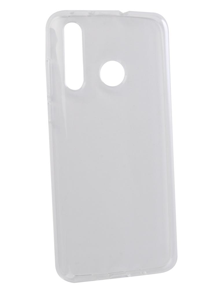 Чехол Zibelino для Huawei Nova 4 2019 Ultra Thin Case Transparent ZUTC-HUA-NOVA4-WHT