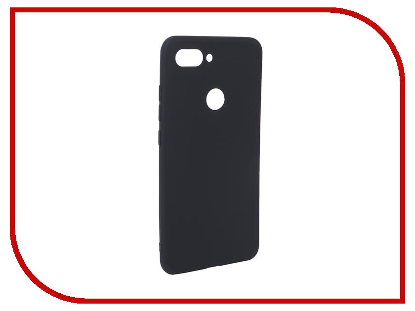 Аксессуар Чехол для Xiaomi Mi8 Lite Zibelino Soft Matte Dark Blue ZSM-XIA-MI8-LT-DBL аксессуар чехол samsung j3 2017 j330f zibelino clear view black zcv sam j330 blk