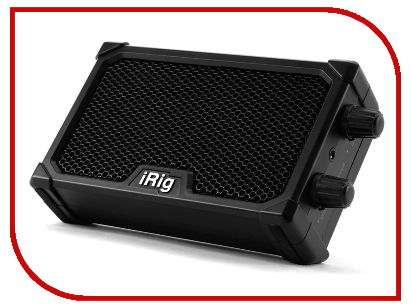 Комбо-усилитель IK Multimedia iRig Nano Amp IP-IRIG-NANOAMP-IN комбо усилитель yamaha thr10