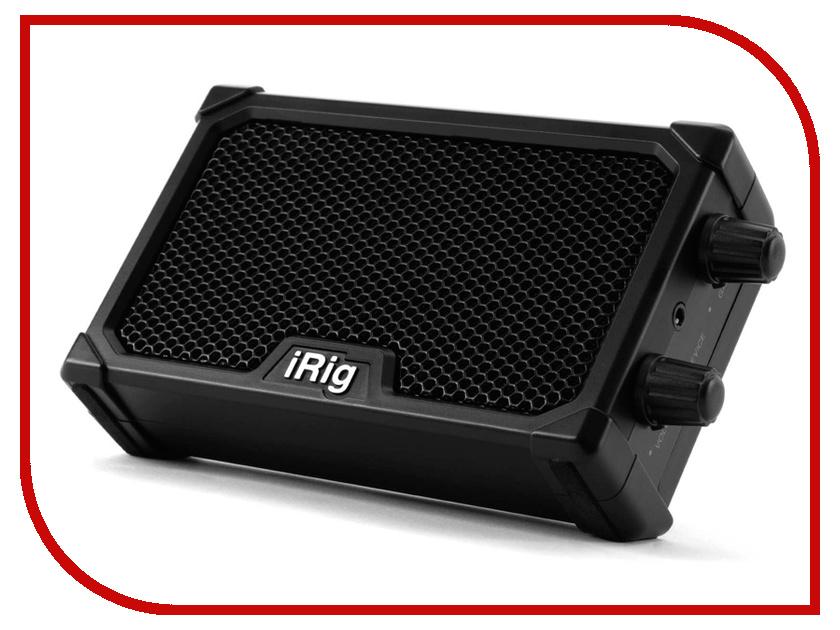 Комбо-усилитель IK Multimedia iRig Nano Amp IP-IRIG-NANOAMP-IN