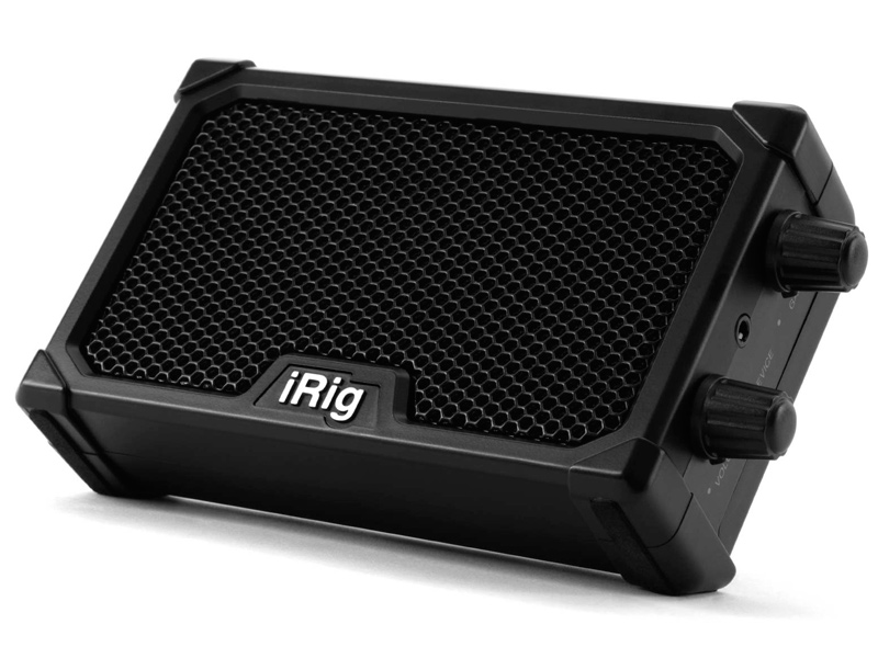 Комбо-усилитель IK Multimedia iRig Nano Amp Black IP-IRIG-NANOAMP-IN